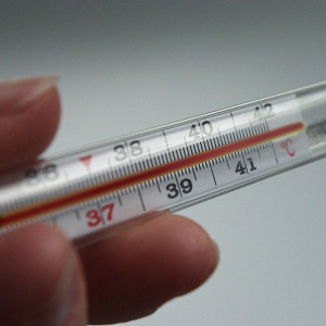 Применять жаропонижающие препараты целесообразно при лихорадке более 38,5 градусов