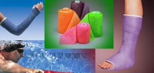 Полимерные повязка - один из наиболее современных материалов для лечения переломов
